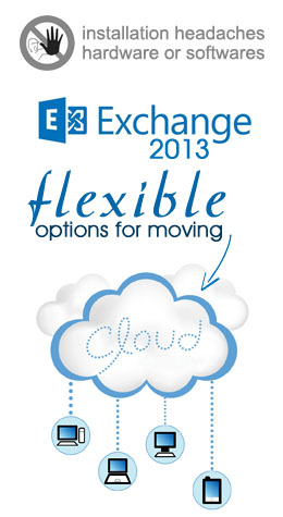 Hosted Microsoft Exchange 2016