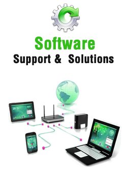 Software Support and Solutions